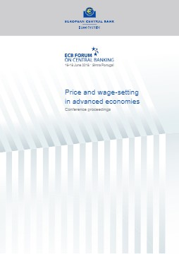 Price and wage-setting in advanced economies - cover image